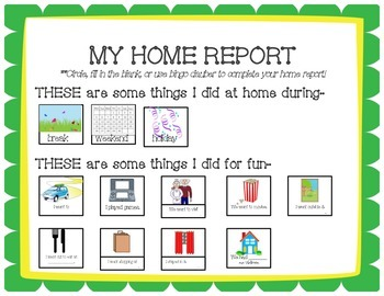 My Home Report