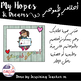 My Hopes & Dreams - لوحة أحلامي وطموحاتي