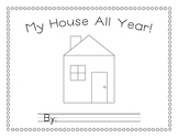 My House All Year (Learning the Months of the Year)