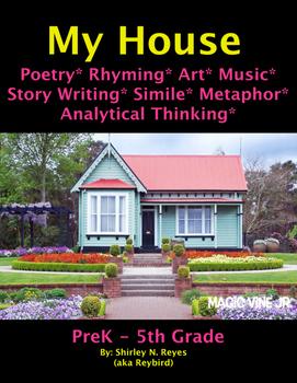 My House Lessons (Explore Unique Learning Through Imaginat