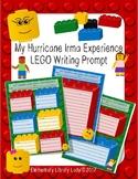 My Hurricane Irma Experience - LEGO Like Writing Prompt