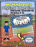 PHYSICAL EDUCATION NATIONAL STANDARDS BINDER FLIP BOOK: GRADES 9-12