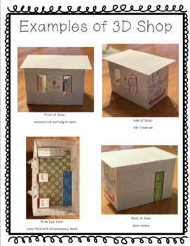 "My Ice Cream Shop- A ""Real Life"" Math Project"