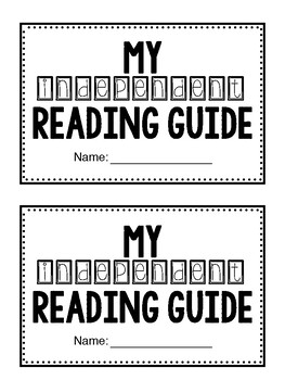 My Independent Reading Guide
