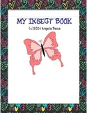 My Insect Book Early Reader