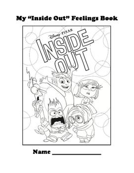 My Inside Out Feelings Book