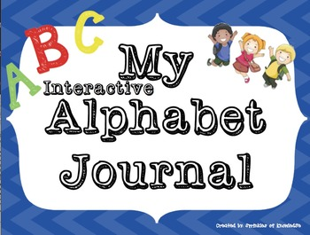 My Interactive Alphabet Journal (Sample)