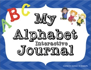 My Interactive Alphabet Journal