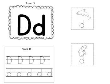 My Interactive Alphabet Journal