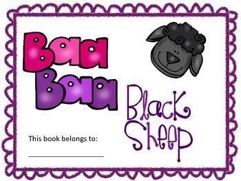 My Interactive Book: Baa Baa Black Speech