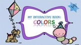 My Interactive Book: Colors