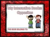 My Interactive Book: Opposites