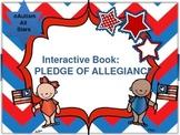 My Interactive Book: Pledge of Allegiance