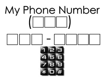 My Interactive Phone Number