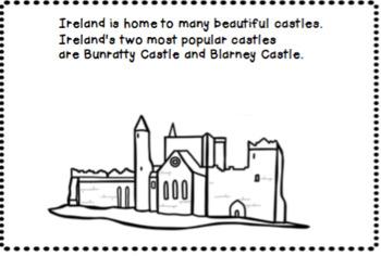 My Ireland Book B&W and COLOR