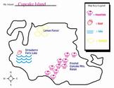 My Island mapping, legend, key