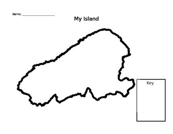 My Island Map Making