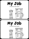 My Job (Community Helper Booklet)