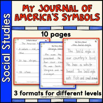 My Writing Journal of American Symbols
