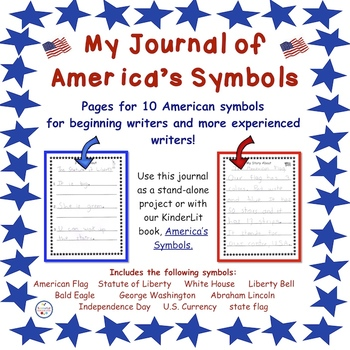 My Journal of America's Symbols