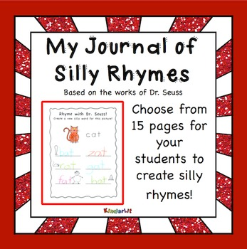 My Journal of Silly Rhymes