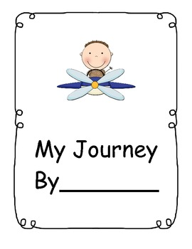 My Journey Individual Transportation Book