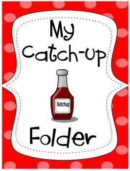 My Ketchup Folder