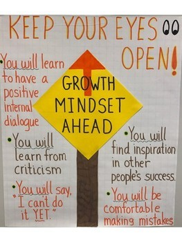 My Keys to a Growth Mindset