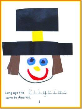 My KinderLit Thanksgiving Book