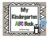 My Kindergarten ABC Book (A Hands-On Project)
