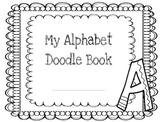 Alphabet Doodle Book and Alphabet Name Book (Kindergarten)