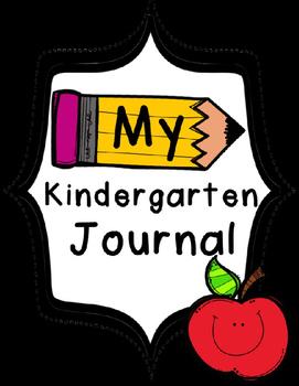 My {Kindergarten} Journal