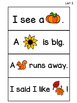 My Kindergarten Sight Word Pre-Primer Centers
