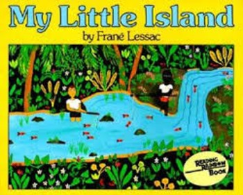 """My LIttle Island"" Reading Kit"