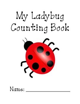 My Ladybug Counting Book
