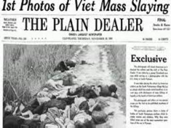 My Lai Massacre Primary Source Comparison