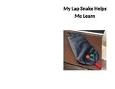My Lap Snake Helps Me Learn Social Story
