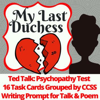 My Last Duchess Psychological Analysis