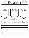My Leader Report Form