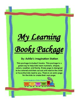My Learning Books Package