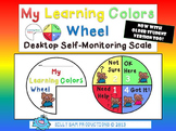 Self Monitoring Scale: Learning Colors Wheel DESKTOP