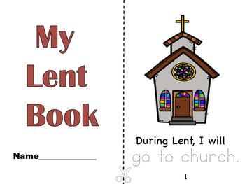 My Lent Book