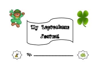 My Leprechaun Journal