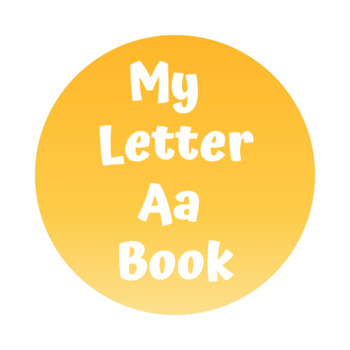 My Letter A Book