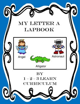 My Letter A Lapbook