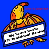 My Letter Aa Book (Sample)