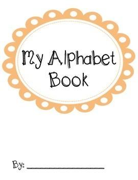My Alphabet Book