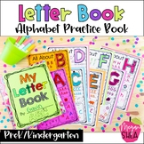 My Letter Book. Alphabet Practice Book