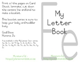 My Letter Book Series:  Letter E
