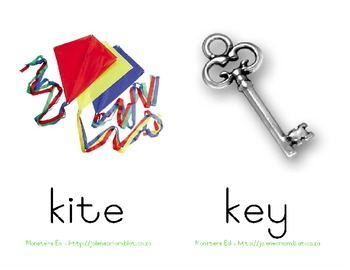 My Letter Book Series:  Letter K